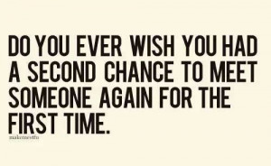 And walk away.. Yes.