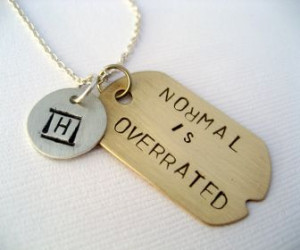 Quotes Dog Tags House White...