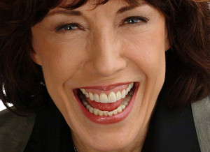 Lily Tomlin In Character As Ernestine The Telephone Operator Picture