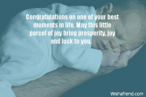 ... new baby boy congratulations messages congratulations quotes