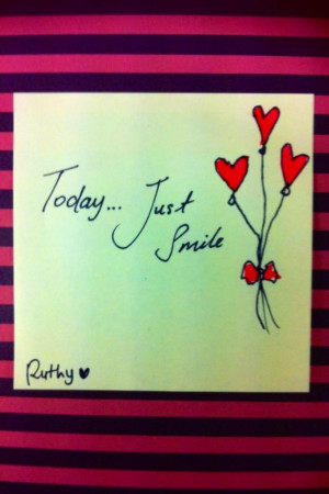 Post-it-Note Quote - Ruthy