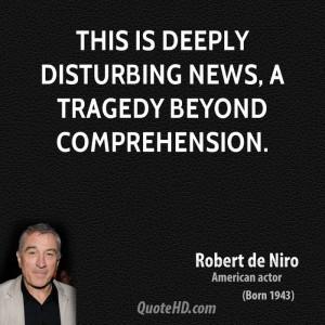 Disturbing Quotes