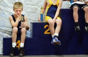 sore loser 300x195 Teaching Your Child How to Lose: Good Sportsmanship