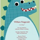 If you are looking for other dinosaur party invites for inspiration or ...