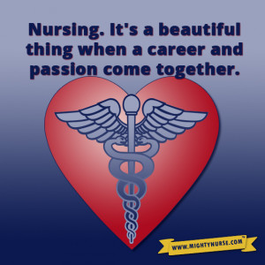 Nursing Career Quotes