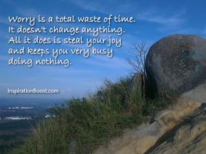 Worry-Quotes