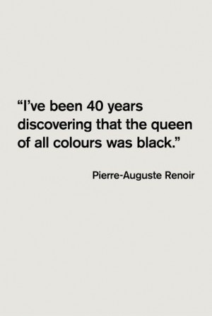 Pierre-Auguste Renoir #quote