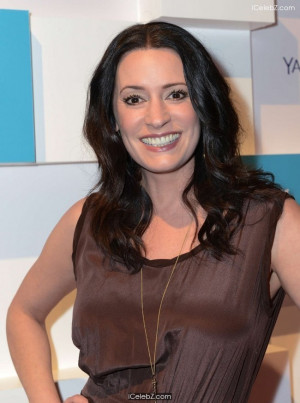 Paget Brewster at Yahoo's Community Greendale School Dance at SXSW ...