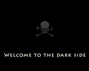 to the dark side by lopas1 customization wallpaper minimalistic dark ...
