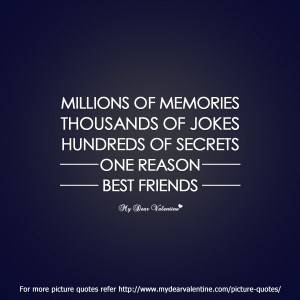 best-friend-quotes-Millions-of-memories
