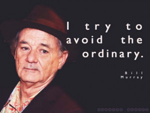 Avoid The Ordinary