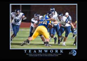 Back > Gallery For > Motivational Pictures Teamwork Football