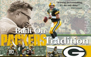 Daily Personal Interests: I Love Green Bay Packers