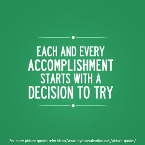 Accomplishing quote #2