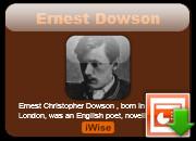 Ernest Dowson quotes