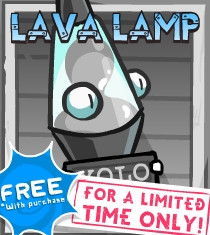 To get Lava Lamp, you had to have beaten either the Solo or Co-op ...