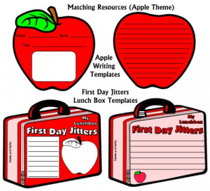 Back to School Teaching Resources and Lesson Plans Apples Theme