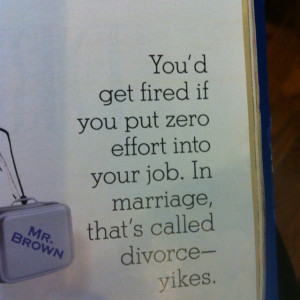 ... and countless other relationships...Divorce is FINAL!!! HOORAY