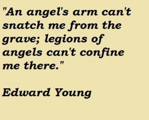 Edward young famous quotes 3