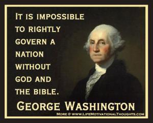 George Washington Quotes | Inspirational Thoughts of George Washington ...