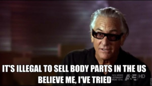... 01 08am with 277 notes tagged as barry storage wars funny barry weiss