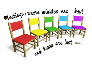 Funny Quotes On Meetings