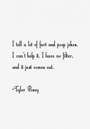 Tyler Posey Quotes & Sayings