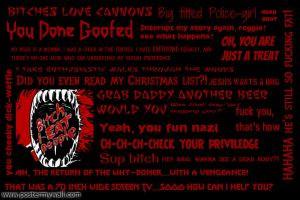 alucard hellsing ultimate quotes Hellsing Abridged Poster: Aluc...