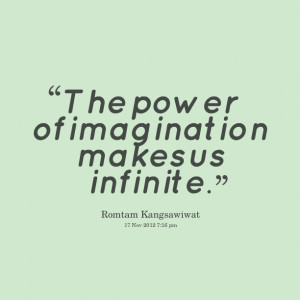 Infinite Quotes Quotes picture: the power of