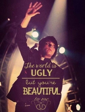 My chemical romance quote