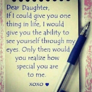 Love my daughter quotes facebook