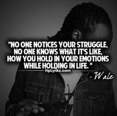 Wale Ambition Quotes Wale
