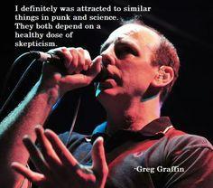Greg Graffin answers