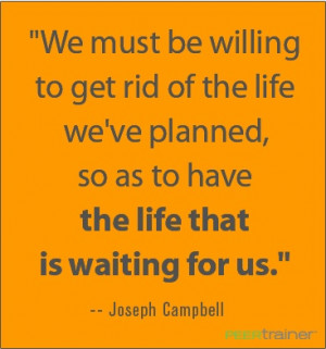 Losing Weight Quotes For Men Joseph campbell quote