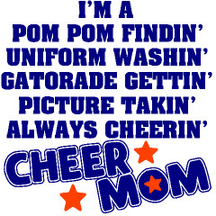 Cheer Mom Shirts | Cheer Mom T-Shirts | Cheerleading |Cheer Mom Shirts Sayings