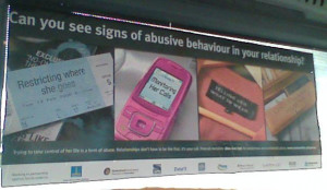 Can you see signs of abusive behaviour in your relationship?