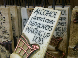 This hangover picture is pretty good right. So true!