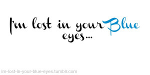Blue Eye Quotes Tumblr Picture