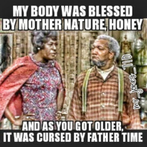 Sanford and Son Meme Quote