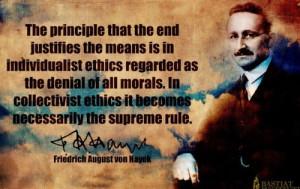 Graphics from Tumblr on Friedrich von Hayek