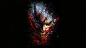 ... , Joker Batman Digital Art Hd Wallpaper: Lurid Wallpaper HD Joker