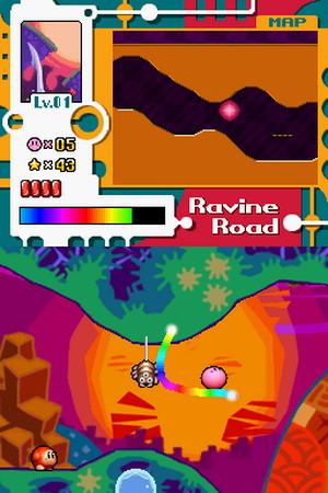 ... Thumbnail / Media File 8 for Kirby - Canvas Curse (U)(Trashman