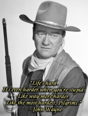John Wayne Permalink Notes