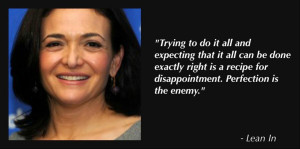 ... Sheryl Sandberg's 'Lean In': The Top 10 Most Notable Quotes - Forbes