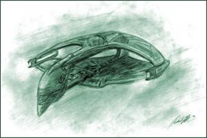 Star Trek Romulans Warbirds