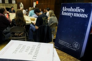 Alcoholics Anonymous Funny Quotes The aa book and the twelve