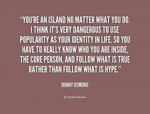 quote-Donny-Osmond-youre-an-island-no-matter-what-you-233598.png