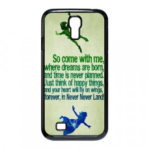 Be Unique Galaxy Quotes Funny creative peter pan quote