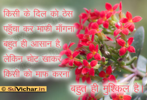hindi sorry quotes with quotesgram
