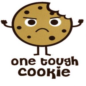Decorama One Tough Cookie...